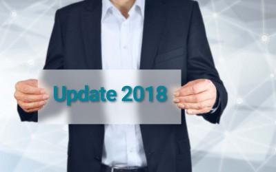Einladung zu den bundesweiten Update-Veranstaltungen 2018 exklusiv für Labelwin-Anwender